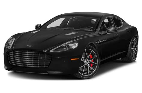2016 Aston Martin Rapide S Overview