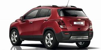 Holden Trax SUV Previewed With New Engine Details  Photos