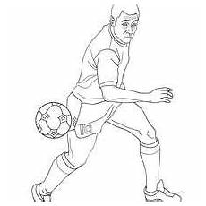 pel 233 soccer coloring pages hellokids