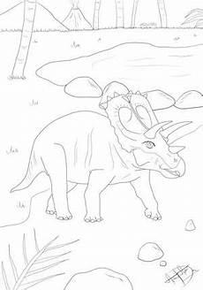 ausmalbilder dinosaurier kostenlose malvorlagen