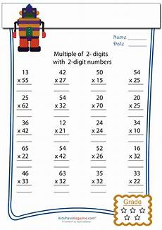 multiplication worksheet 2 digit times 2 digit 2 kidspressmagazine com