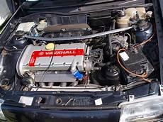 vauxhall astra gsi 16v sports car engine 1993 vauxhall