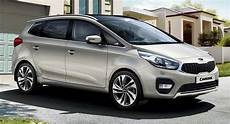 Facelifted Kia Carens Unveiled Goes On Sale This Year