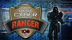 best cyber best cyber ranger 2018