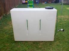500 litre upright baffled water tank for sale in