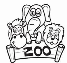coloring pages of zoo animals 17470 a to z stuff zoo coloring pages