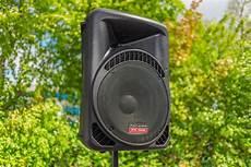 mac audio pa 1500 und spa 223 lautsprecher mit