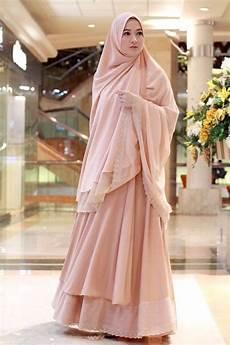 Model Gamis Dan Syari Terbaru Style Fashion Muslimah
