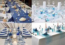 Idee Deco Bapteme Bapteme B 233 B 233 Table Marin Communion Bapt 234 Me Marin Deco
