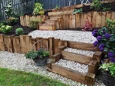 A Terraced Garden Vialii Garden Design