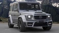 2014 Mansory Mercedes G Class Amg Gronos