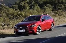 Mazda 6 Kombi Skyactiv D 150 Awd Scharf Sicher Aber Durstig
