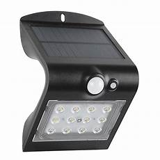 defiant 120 degree solar motion activated outdoor integrated led area light with double lighting