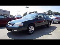 2001 acura cl 3 2 start up engine and in depth tour