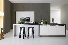 moderne küche mit insel ikea k 252 che mit insel valdolla