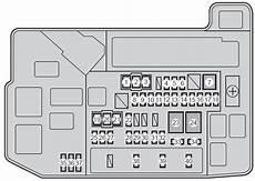 Toyota Prius Xw30 2010 Fuse Box Diagram Auto Genius