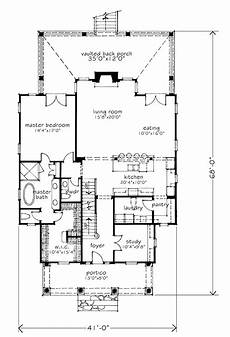 four gables house plan house plan dewy rose sl1842 by southern living house