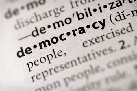 Pure Democracy Examples