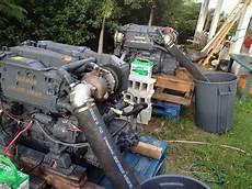 yanmar diesel marine engines pair of 4lh dte 170 hp 100 rebuilt w hurth gears 2012 for sale for