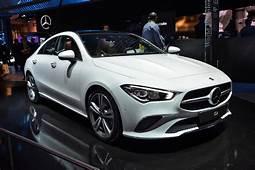 Mercedes Benz CLA Class News  Breaking Photos