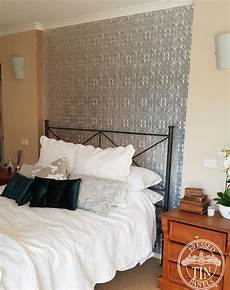 bedroom feature lizards bedroom feature wall period details vic