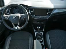 opel crossland x 1 2 turbo innovation navi pdc