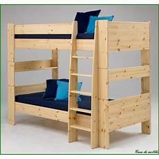 Massivholz Etagenbett Doppelstockbett Hochbett Kinder Holz