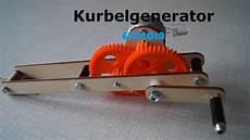 kurbel generator crank generator