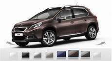 Le Configurateur Peugeot 2008 Est Disponible News