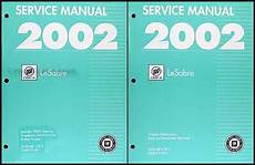 2004 buick lesabre repair shop manual original 2 volume set 2002 buick le sabre repair shop manual original 2 volume set