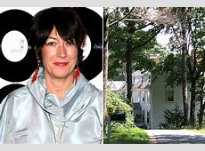 where is ghislaine maxwell hiding