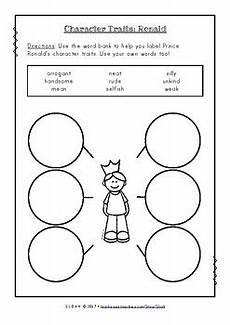 the paper bag princess worksheets by sloah teachers pay teachers