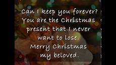 merry christmas my love christmas video quotes love quotes youtube