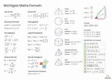 finanzierung berechnen formel formelblatt formelsammlung schule