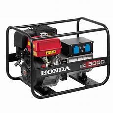 Stromerzeuger Diesel Honda - stromerzeuger honda stromerzeuger honda ec 5000