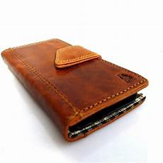 genuine vintage leather for iphone 4s 4 cover book