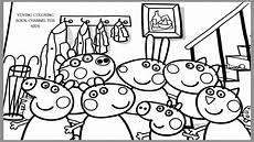 peppa pig coloring page coloring pages for