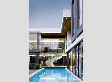 Opulent modern home in Houghton ? pool view