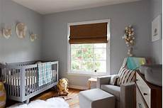 Kinderzimmer Streichen Blau - blue gray nursery paint colors design ideas