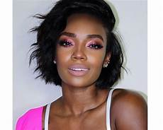 How To Style Your Relaxed Hair