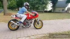 Ducati Sound Umbau Ducati Cafe Racer 900 Ss Ie