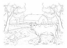 Ausmalbilder Bauernhof Pdf Malvorlagen Vom Bauernhof F 252 R Kinder Zum Ausmalen