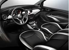 Opel Adam 2013 Interior Imagebank Biz