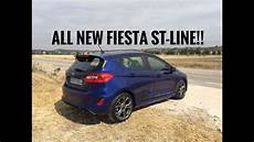 Ford Mk8 - new mk8 ford st line driven