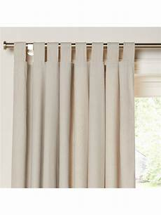 Tab Top Curtains by House By Lewis Yin Pair Reversible Tab Top Curtains