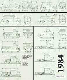 габаритные размеры форд транзит 1984 Dimensions Transit