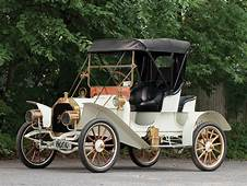 1908 Buick Model 10 Touring Runabout Retro Luxury F