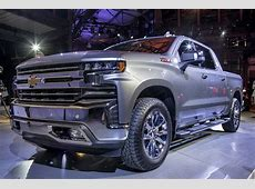 2019 Chevrolet Silverado 1500 Photo Gallery: Trim Level