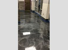 Metallic Epoxy Floor Coating Jacksonville Restaurant   2