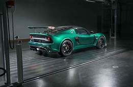 Lotus Exige Cup 430 Is The Most Extreme Ever